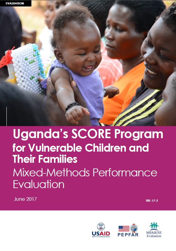 Ugandas SCORE Program for Vulnerable Children and Their Families: Mixed-Methods Performance Evaluation