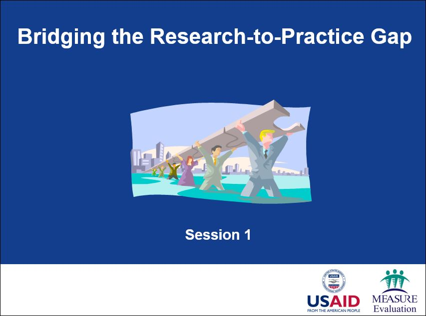 High Impact Research Training Toolkit