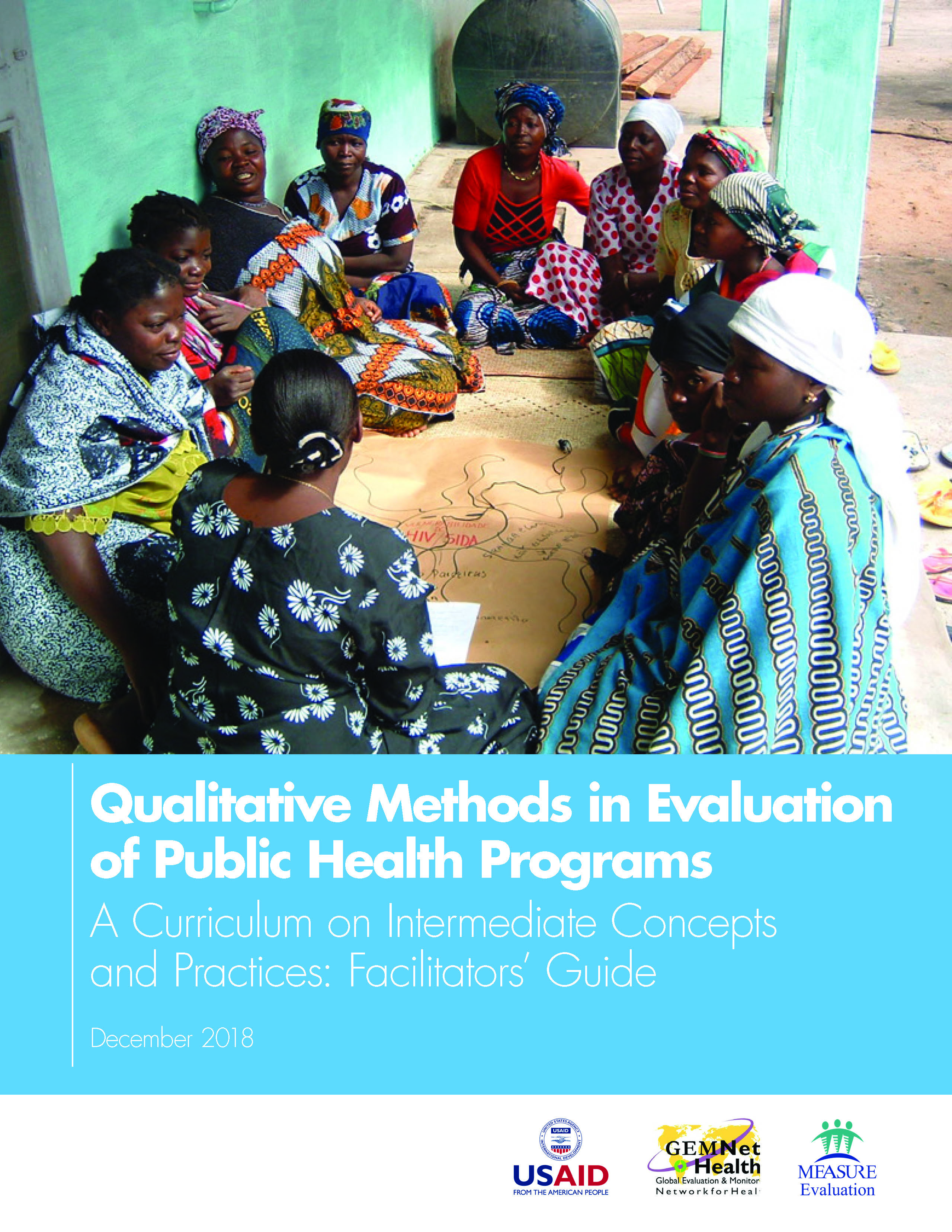 Qualitative Methods in Evaluation of Public Health Programs