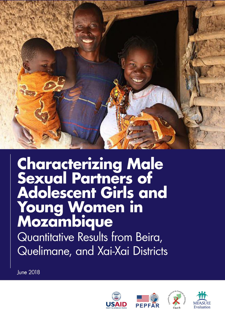 Characterizing Male Sexual Partners of Adolescent Girls and Young Women in Mozambique: Quantitative Results from Beira