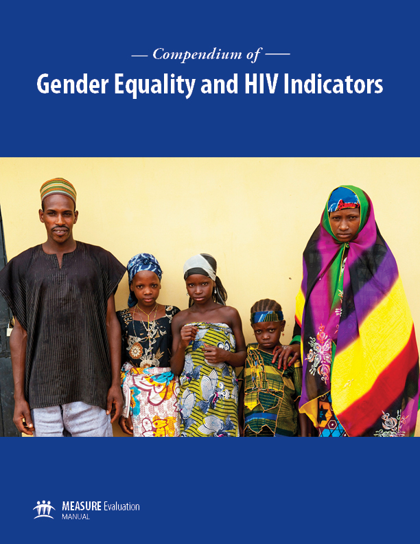 Compendium of Gender Equality and HIV Indicators