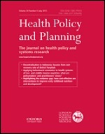 Fifteen Years of Sector-Wide Approach (SWAp) in Bangladesh Health Sector: An assessment of progress