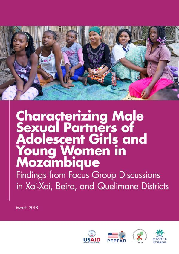 Characterizing Male Sexual Partners of Adolescent Girls and Young Women in Mozambique: Findings from Focus Group Discussions in Xai-Xai