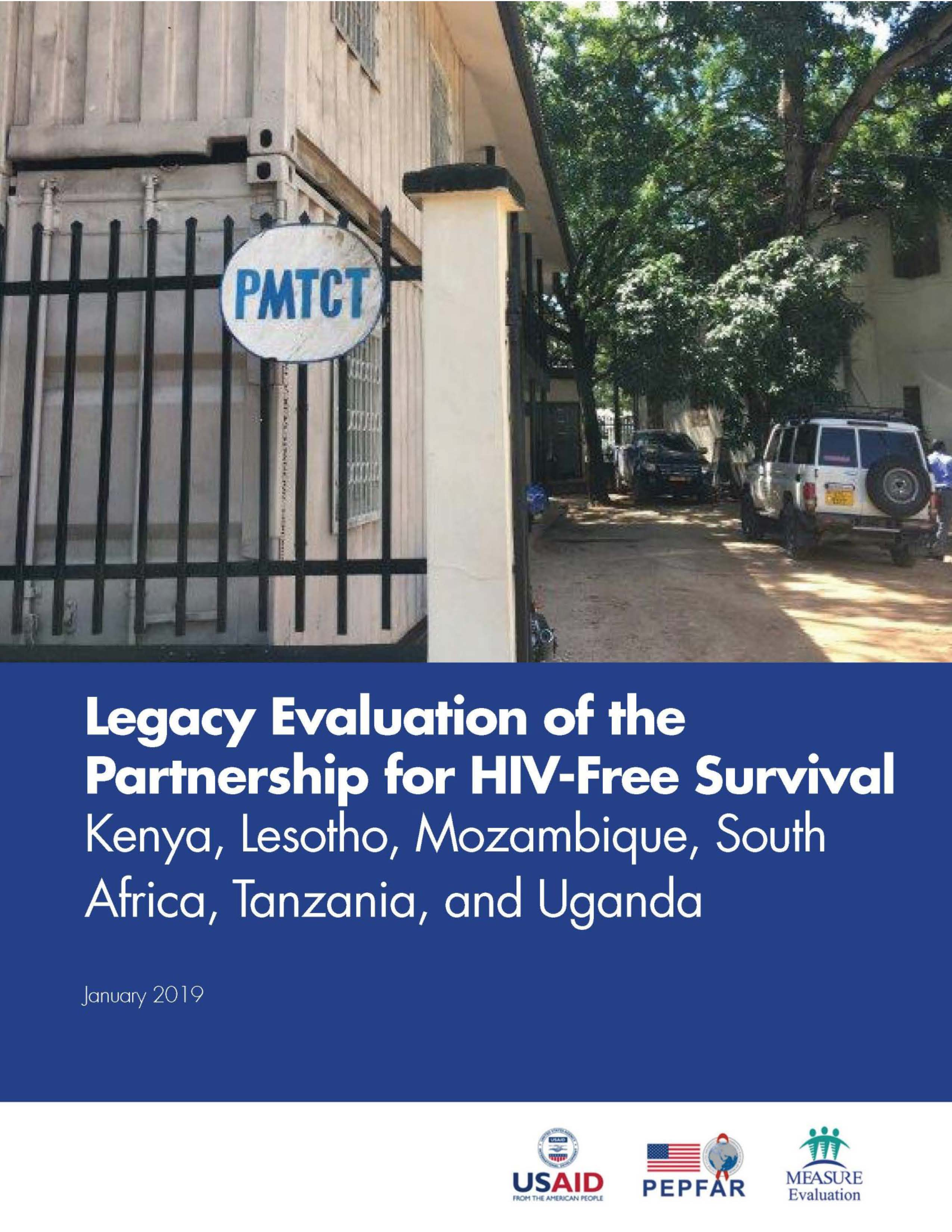 Legacy Evaluation of the Partnership for HIV-Free Survival: Kenya