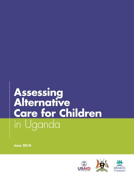 Assessing Alternative Care for Children in Uganda