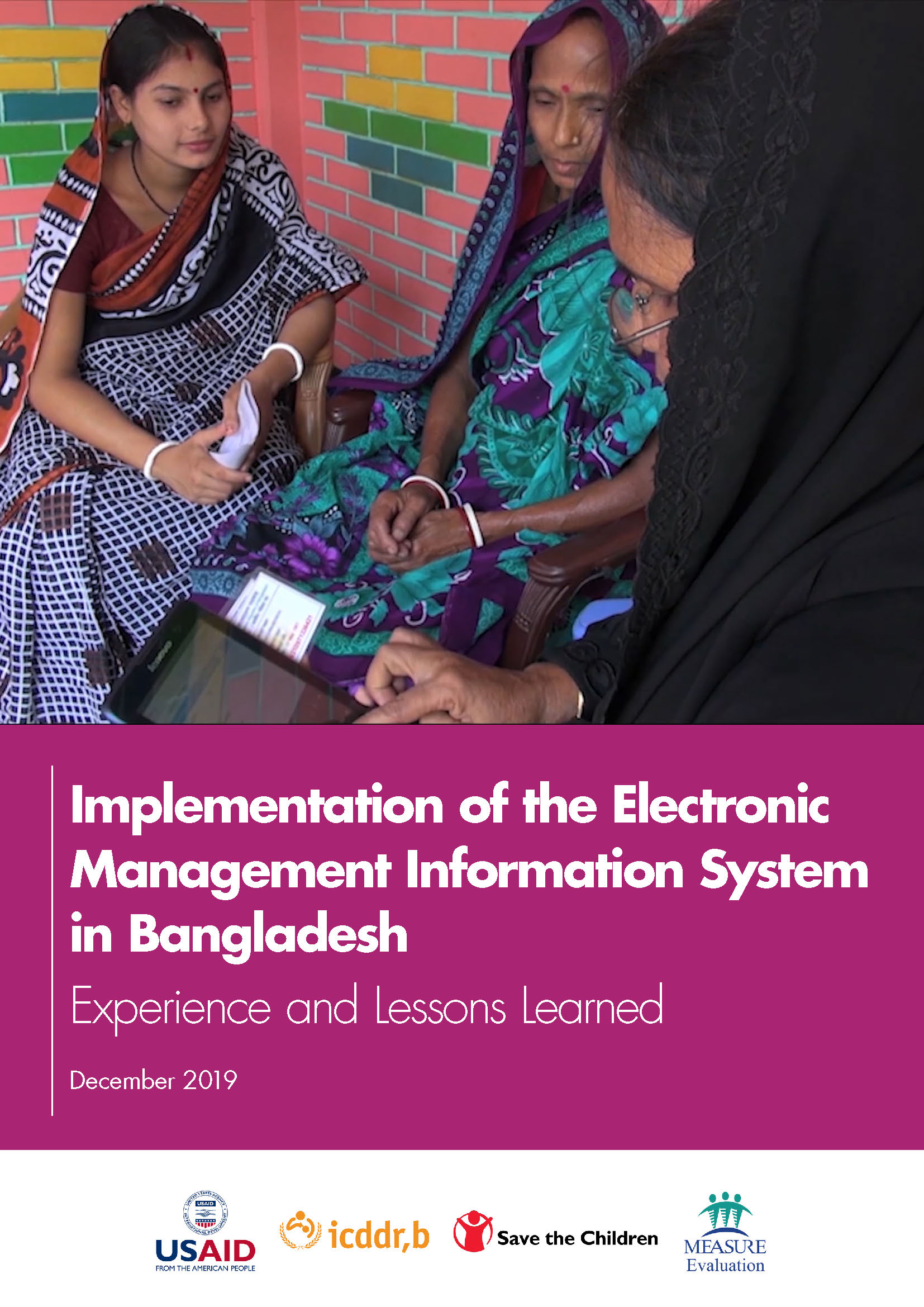 Implementation of the Electronic Management Information System in Bangladesh: Experience and Lessons Learned