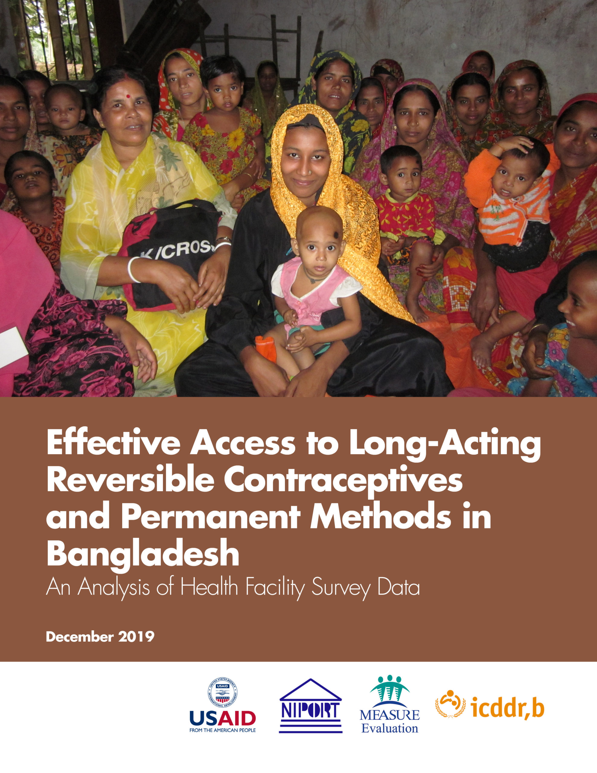 Effective Access to Long-Acting Reversible Contraceptives and Permanent Methods in Bangladesh