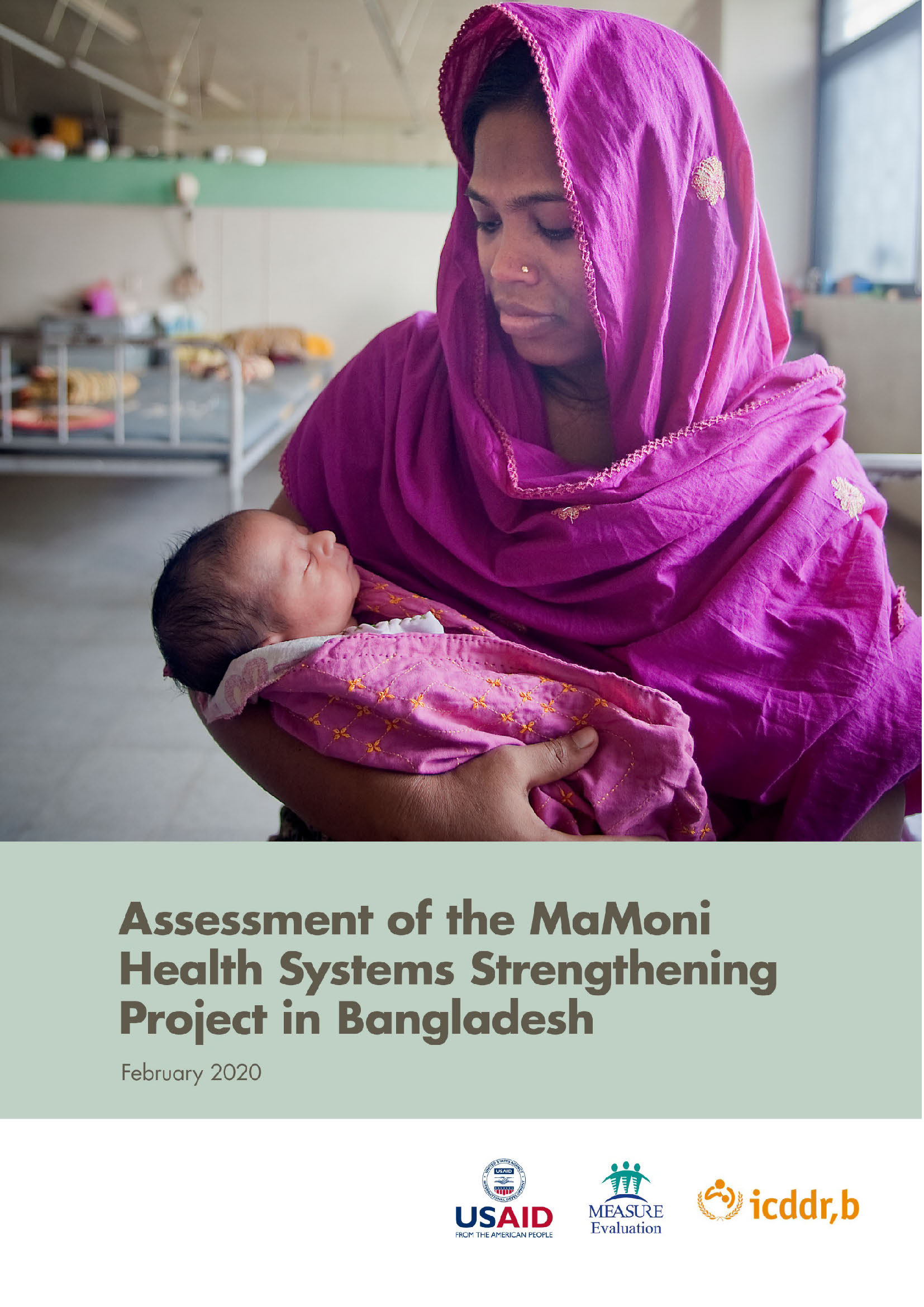 Assessment of the MaMoni Health Systems Strengthening Project